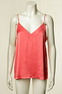 LOLLYS LAUNDRY TOP, HARBO PINK