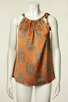 LOVE & DIVINE TOP, LOVE 244-2 CARAMEL