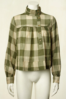 NOA NOA BLUSE, 1-8820-1 ART GREEN