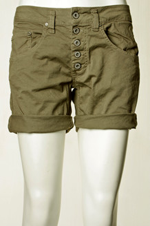 PLEASE SHORTS, P88ACV9M07 KAKI