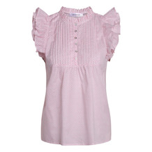CO' COUTURE TOP, SISSA PINK