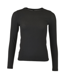 BLACK COLOUR T-SHIRT, FAYE MESH SORT