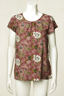 SOYA BLUSE, MAISE 1 BLOMME