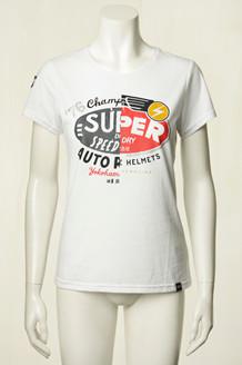 SUPERDRY T-SHIRT, G10007MR HVID