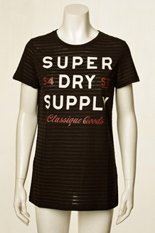 SUPERDRY T-SHIRT, G10003IP SORT