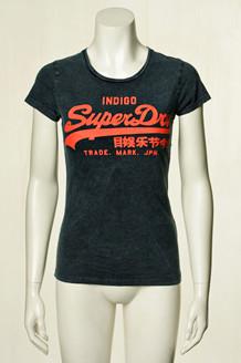 SUPERDRY T-SHIRT, G10010SP INDIGO