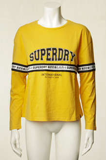 SUPERDRY T-SHIRT, G60003MR GUL