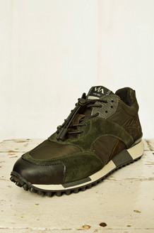 VIA VAI SNEAKERS, GIULIA ARMY