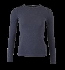 BLACK COLOUR T-SHIRT, FAYE MESH BLUE