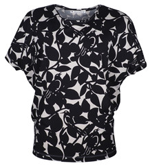 MANSTED T-SHIRT, BIBI BLACK