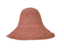 BLACK COLOUR HAT, MARE ROSE