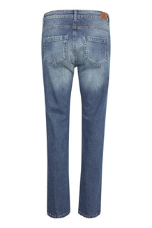 DENIM HUNTER JEANS, BELFAST HIGH CUSTOM BLUE