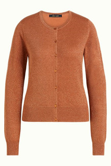 KING LOUIE CARDIGAN, 5268 BRONZE