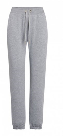 LOVE & DIVINE SWEATPANTS, LOVE537 GREY MELANGE