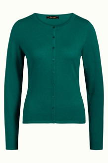 KING LOUIE CARDIGAN, 00139 PARA GREEN