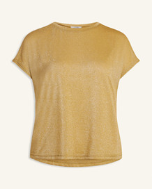 LOVE & DIVINE T-SHIRT, LOVE 157 GOLD