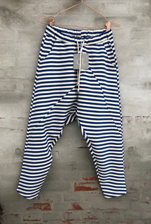 CABANA LIVING BUKS, 51280 NAVY STRIPE