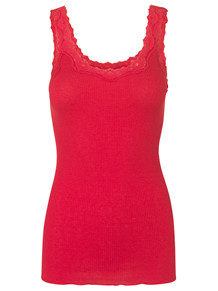ROSEMUNDE TOP, 5357-409 STRAWBERRY