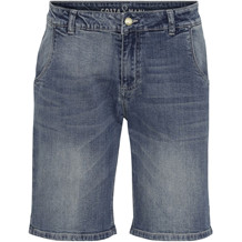 COSTAMANI SHORTS, CAPRI DENIM BLÅ
