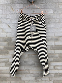 CABANA LIVING BUKS, 51280 STRIPE BLACK