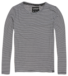 SUPERDRY T-SHIRTS, PREMIUM LS SORT