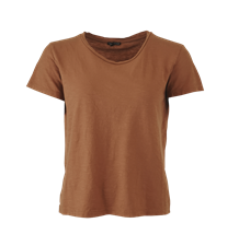 BLACK COLOUR T-SHIRT, ISA CAMEL
