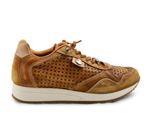 AMUST SNEAKERS, CETA PLAIN COGNAC