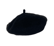 BLACK COLOUR BARRET, ALBA BLACK