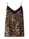 LOLLYS LAUNDRY TOP, HARBO LEOPARD