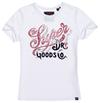 SUPERDRY T-SHIRT, G10105MT HVID