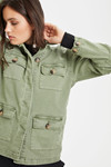 DENIM HUNTER JAKKE, THE ARMY JACKET