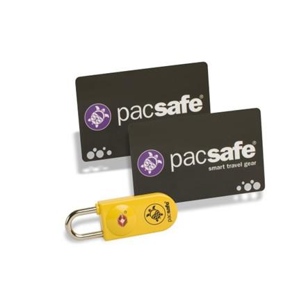 Pacsafe ProSafe 750 TSA keycard