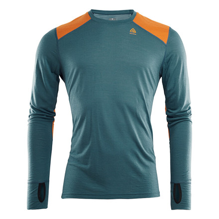 Aclima Lightwool Reinforced Crew Neck Men's