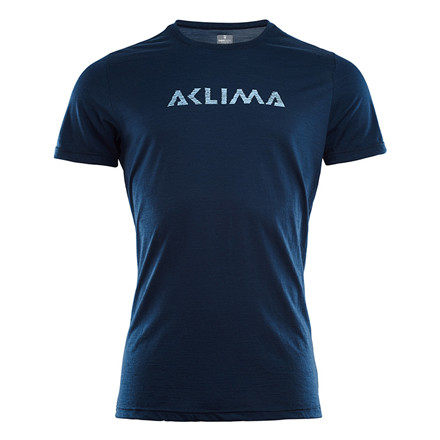 Aclima Lightwool T-shirt LOGO Men's