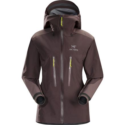 Arc'teryx Alpha AR Jacket Women's - Nedsat