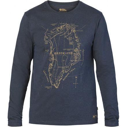 Fjällräven Greenland Printed Long Sleeve Men's