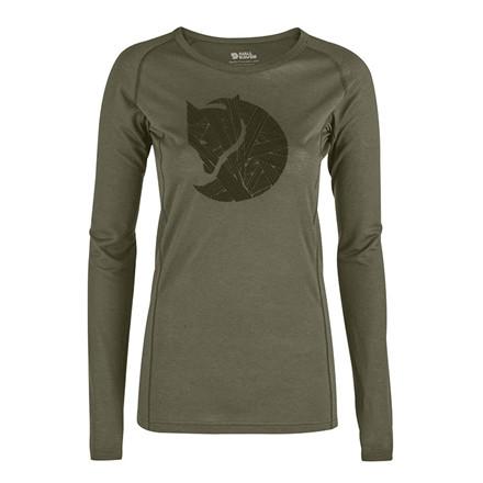 Fjällräven Abisko Trail T-Shirt Printed LS Women's