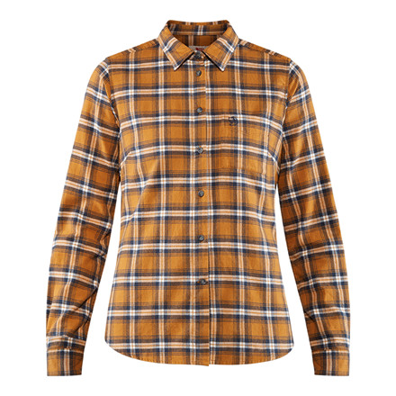 Fjällräven Övik Flannel Shirt LS Women's