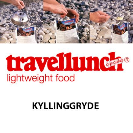 Travellunch Kyllinggryde - Laktosefri