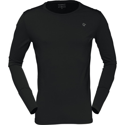 Norrøna Baselayer Wool Round Neck Men's
