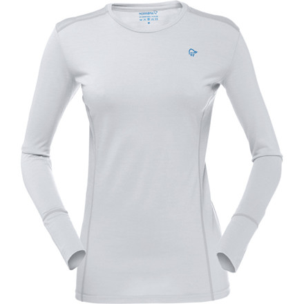 Norrøna Baselayer Wool Round Neck Women's