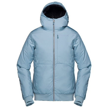 Norrøna Røldal Insulated Hood Jacket Women's - TIL