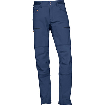 Norrøna Svalbard mid cotton Pants Men's