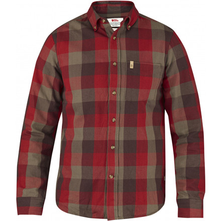 Fjällräven Övik Big Check Shirt LS