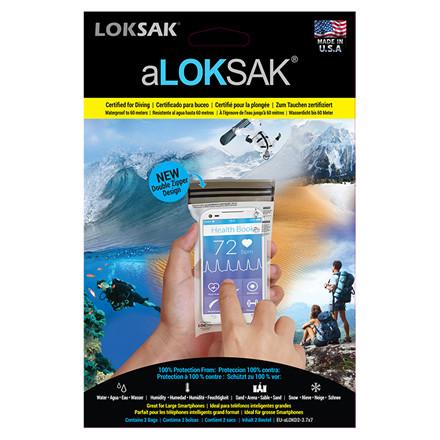 aLoksak 2pak, Smartphone