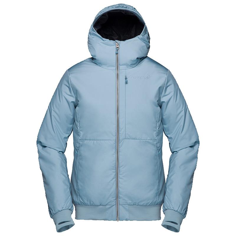 Norrøna Røldal Insulated Hood Jacket Women's - TIL