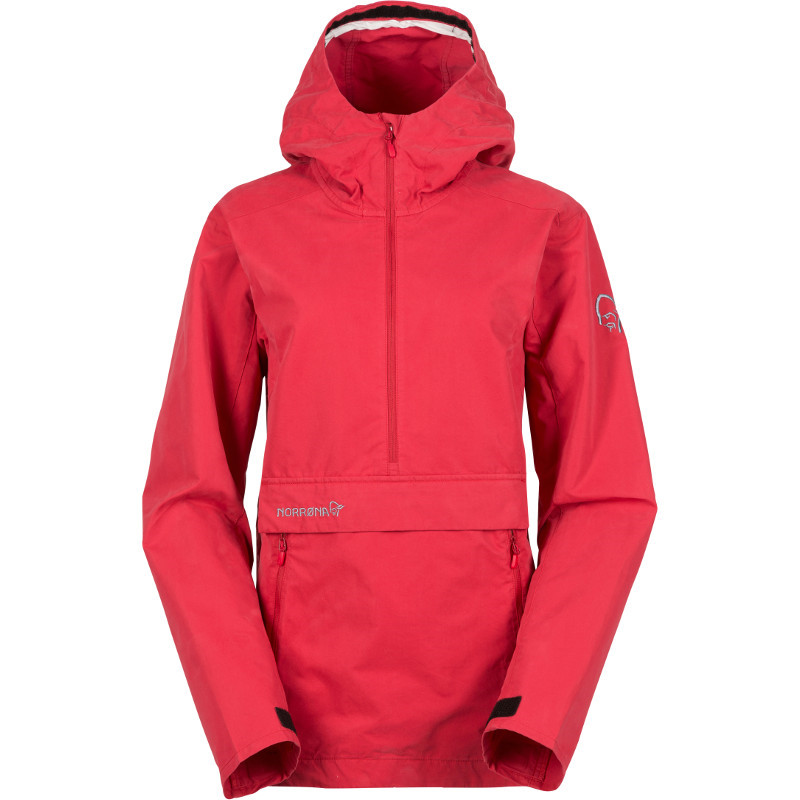 Norrøna Svalbard cotton Anorak Women