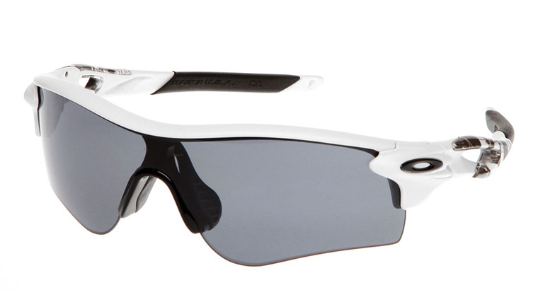 Oakley Radarlock 009181-02 Brille