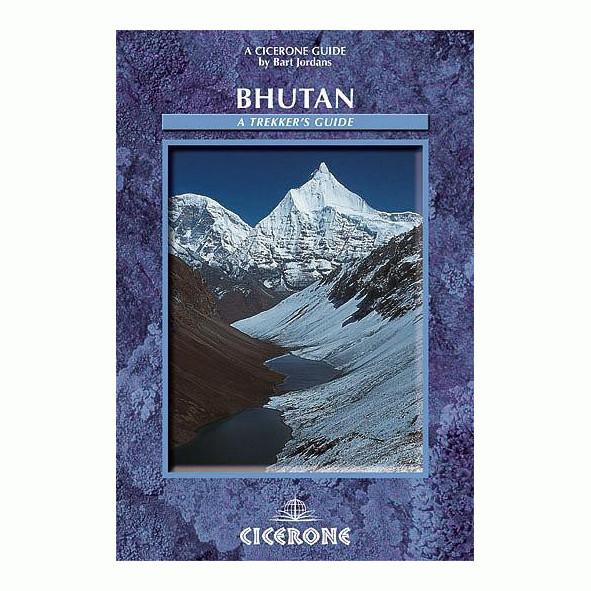 Bart Jordans - Bhutan - A Trekkers Guide