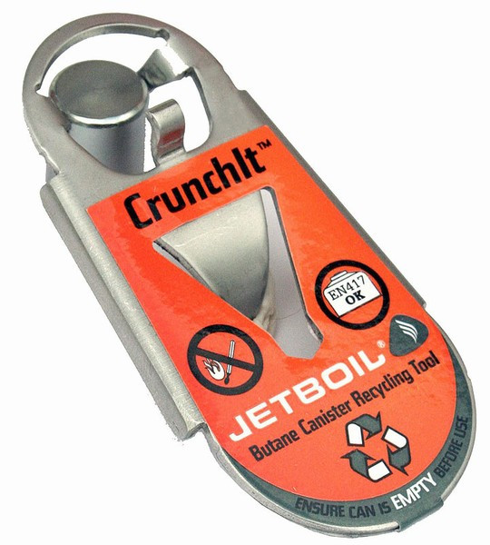 Jetboil Crunch It Recycling Tool